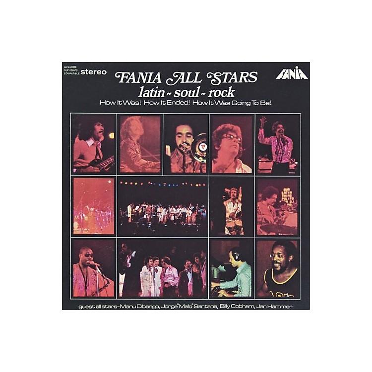 AllianceFania All-Stars - Latin Soul Rock