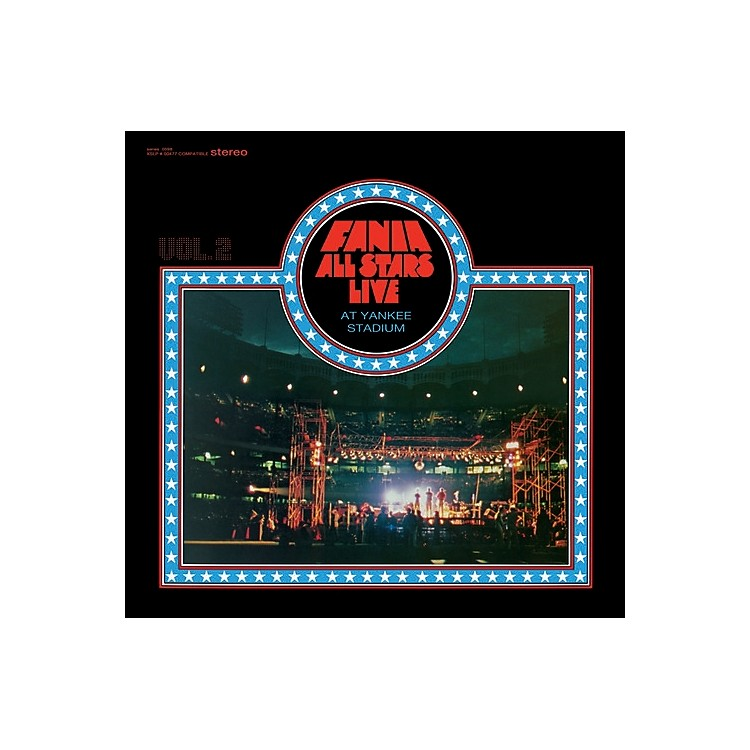Alliance Fania All Stars - Live At Yankee Stadium: Vol 2