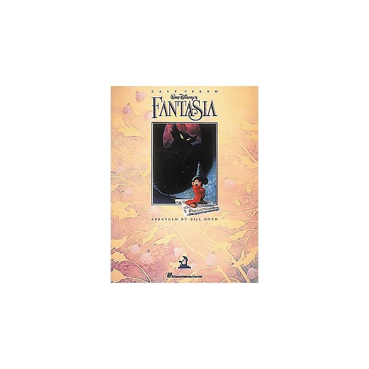 Hal LeonardFantasia From Walt Disney For Easy Piano by Bill Boyd