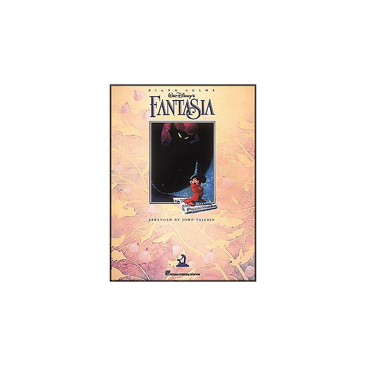 Hal Leonard Fantasia arranged for piano solo