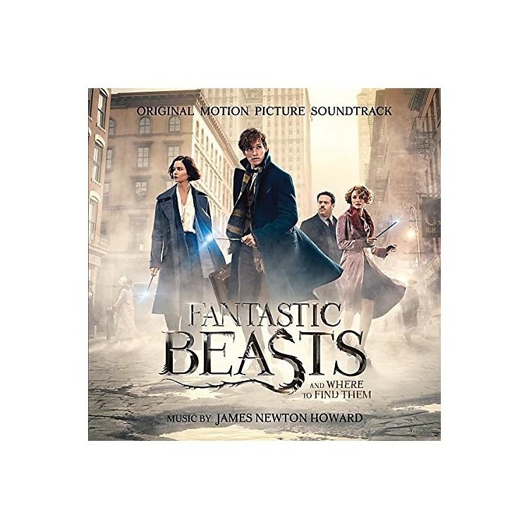 AllianceFantastic Beasts & Where To Find Them (Original Soundtrack)