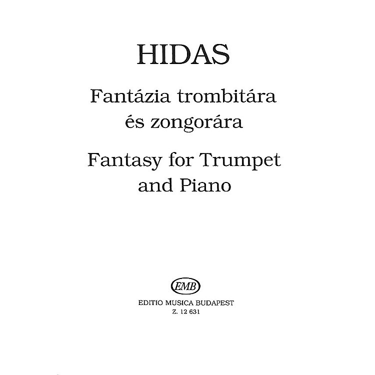 Editio Musica BudapestFantasy EMB Series by Frigyes Hidas