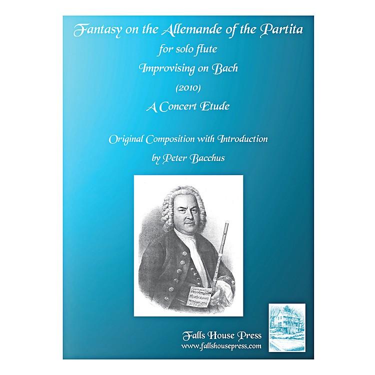 Theodore PresserFantasy On The Allemande Of The Partita (Book)