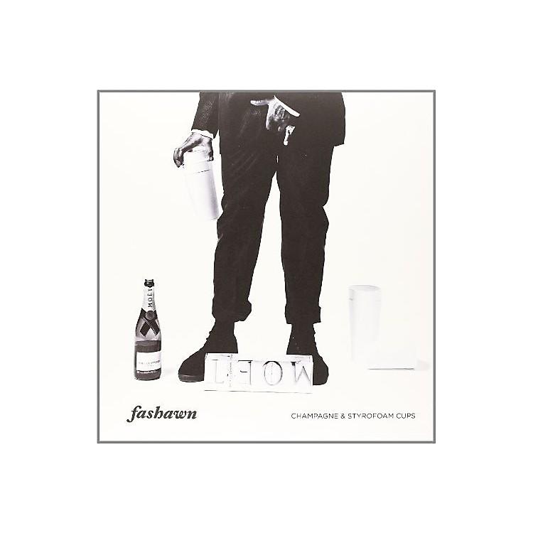 AllianceFashawn - Champagne and Styrofoam Cups