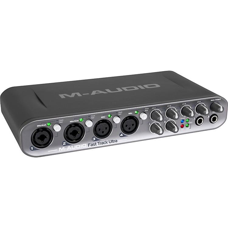 M-AudioFast Track Ultra USB 2.0 Audio Interface