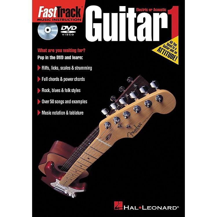 Hal LeonardFastTrack Guitar 1 (DVD)