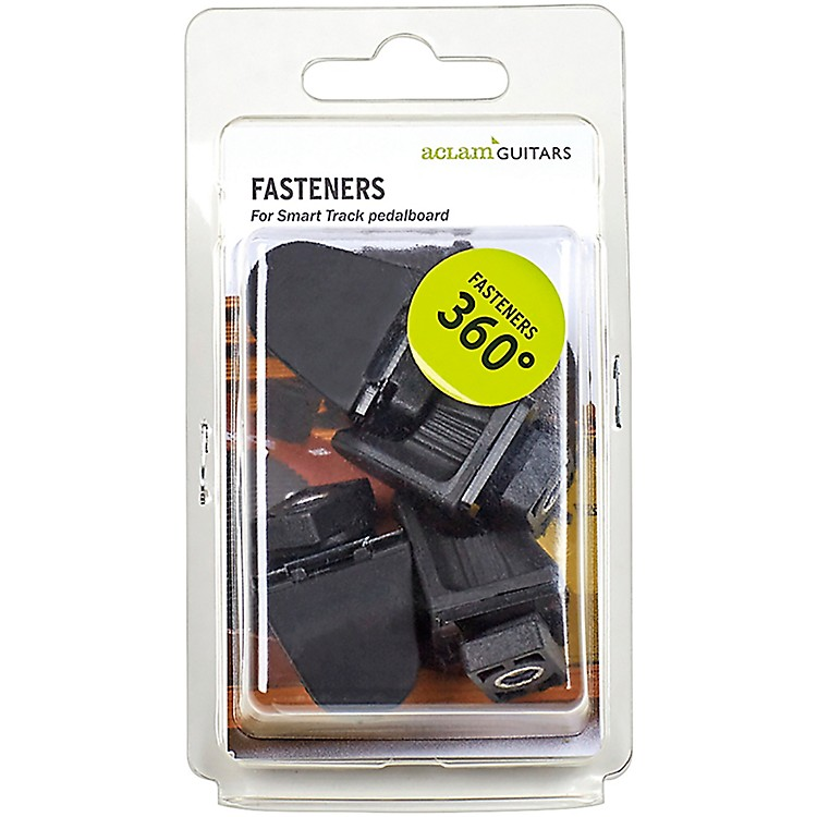 Aclam GuitarsFasteners 360: 1 Pedal