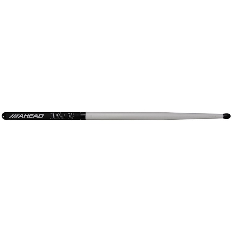 Ahead FatBeat Medium Taper Sticks (Pair) Black Tip 5A