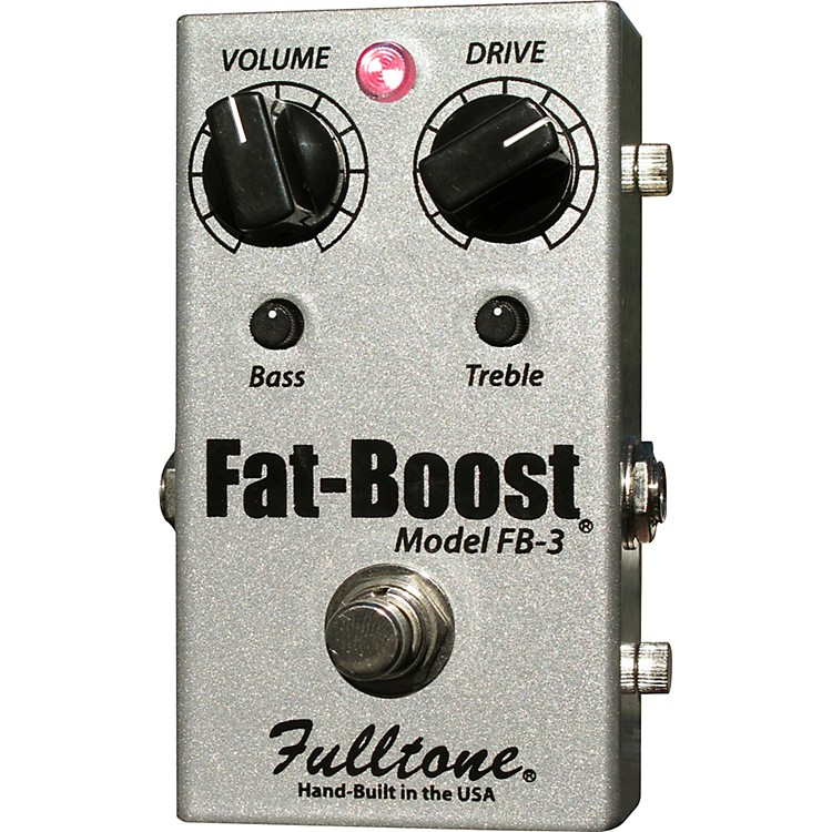 FulltoneFatBoost 3 FB-3 Guitar Effects Pedal