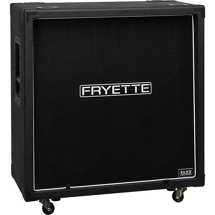 FryetteFatBottom 412 280W 4x12 Guitar Speaker Cabinet - Fane