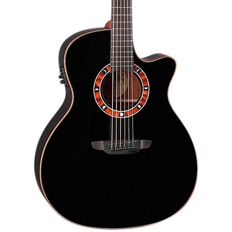 Luna GuitarsFauna Nox Acoustic-Electric Guitar888365724256