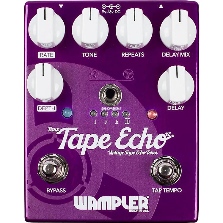 WamplerFaux Tape Echo Delay Pedal