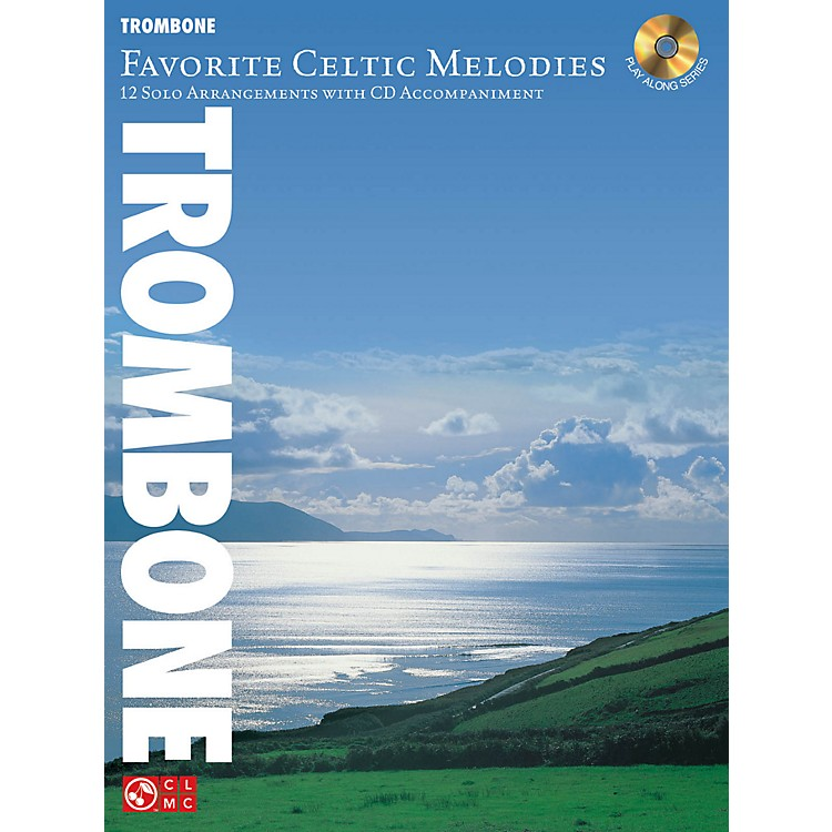 Hal LeonardFavorite Celtic Melodies For Trombone Book/CD