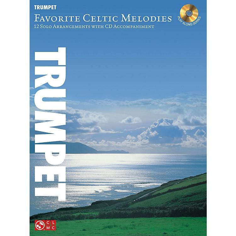 Hal LeonardFavorite Celtic Melodies For Trumpet Book/CD
