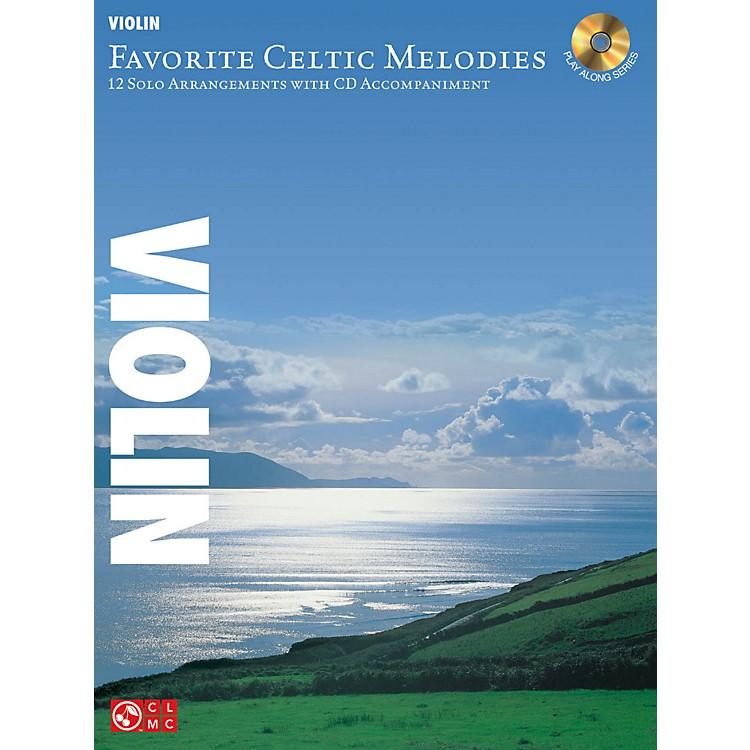 Hal LeonardFavorite Celtic Melodies For Violin Book/CD
