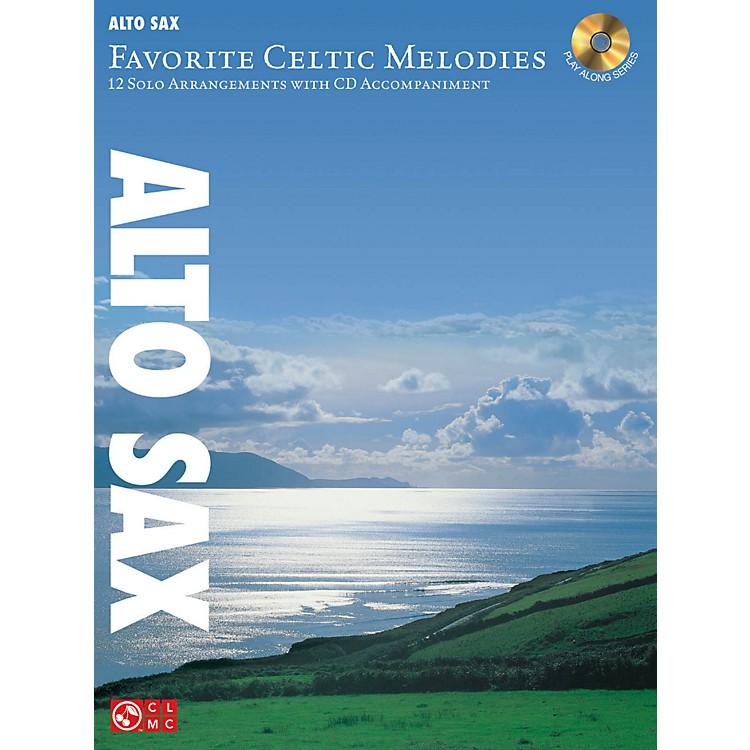 Hal LeonardFavorite Celtic Melodies Fro Alto Sax Book/CD