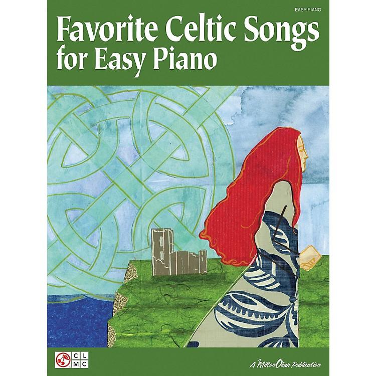 Cherry LaneFavorite Celtic Songs For Easy Piano