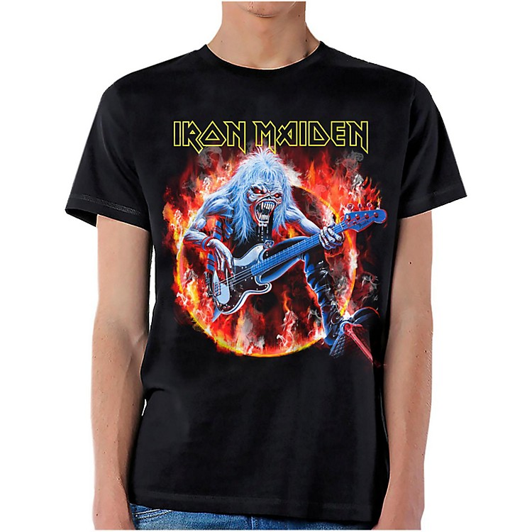 Iron Maiden Fear of the Dark T-Shirt Medium