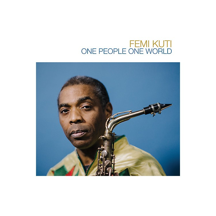 Alliance Fela Kuti - One People One World