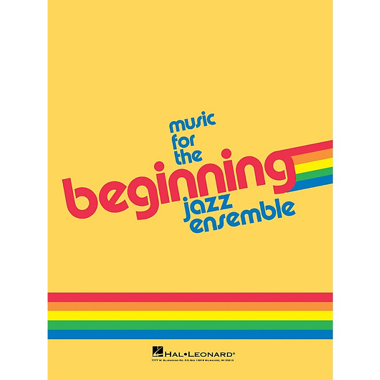 Hal LeonardFeliz Navidad Jazz Band