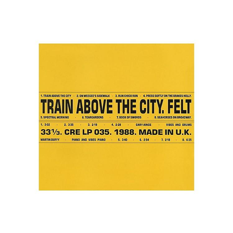 AllianceFelt - Train Above The City