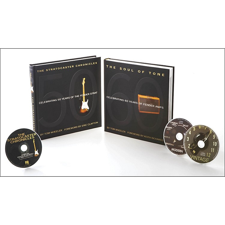 Hal LeonardFender Chronicles Limited Edition Deluxe Boxed Set