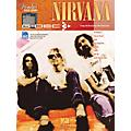Hal Leonard Fender G-Dec Nirvana Guitar Play-Along Songbook/SD Card