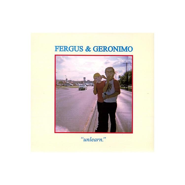 AllianceFergus & Geronimo - Unlearn