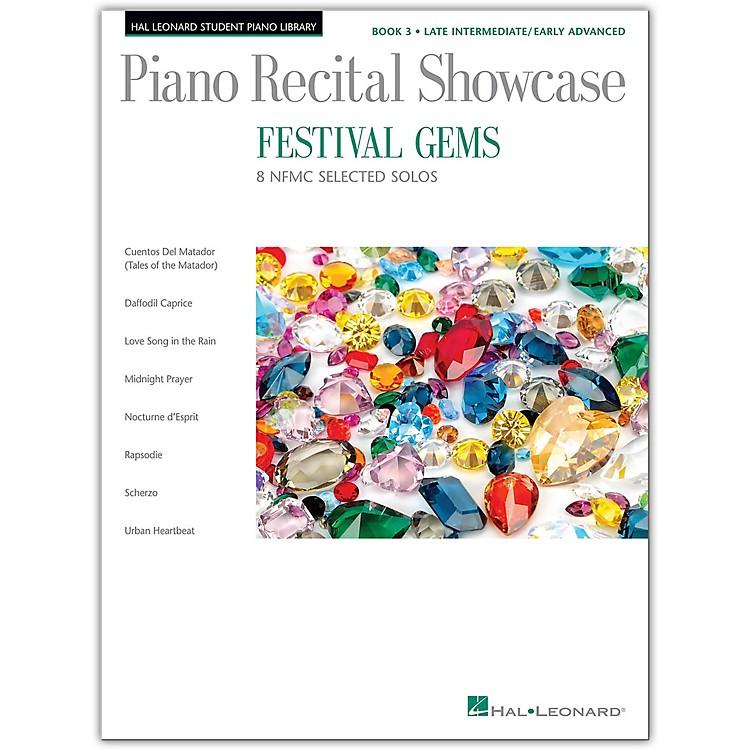 Hal LeonardFestival Gems Book 3-10 Outstanding NFMC Late Intermediate/Early Advanced Solos