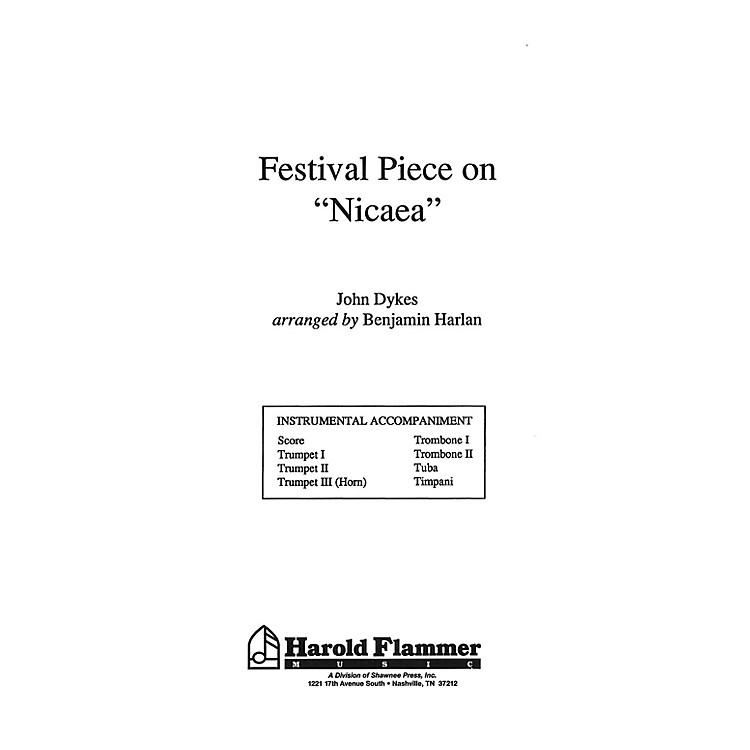 Shawnee PressFestival Piece on Nicaea Shawnee Press Series