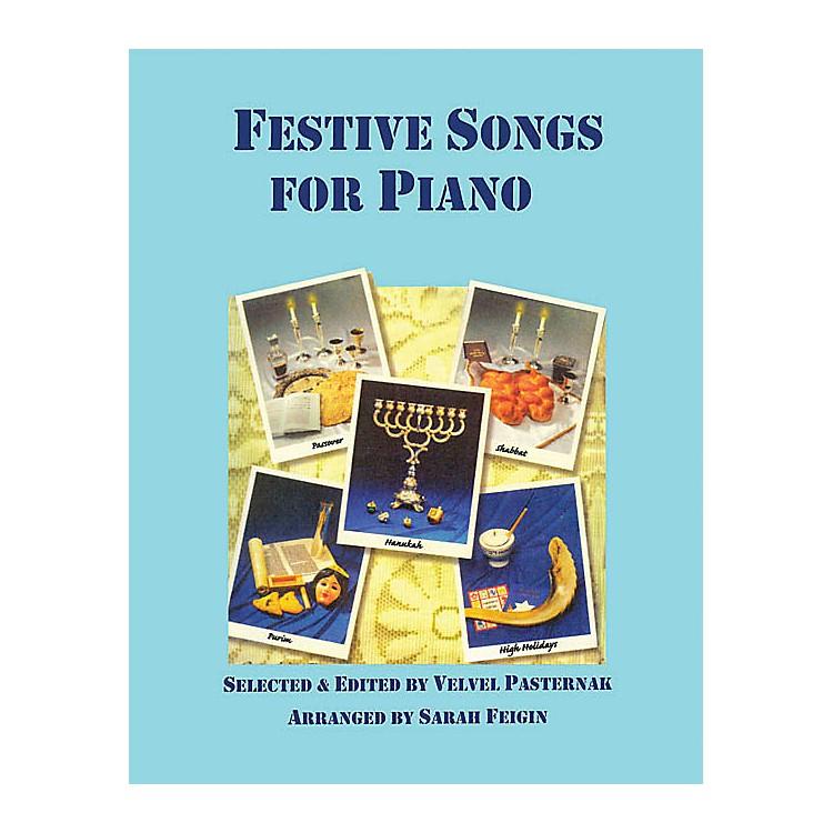 Tara PublicationsFestive Jewish Songs for Piano Tara Books Series