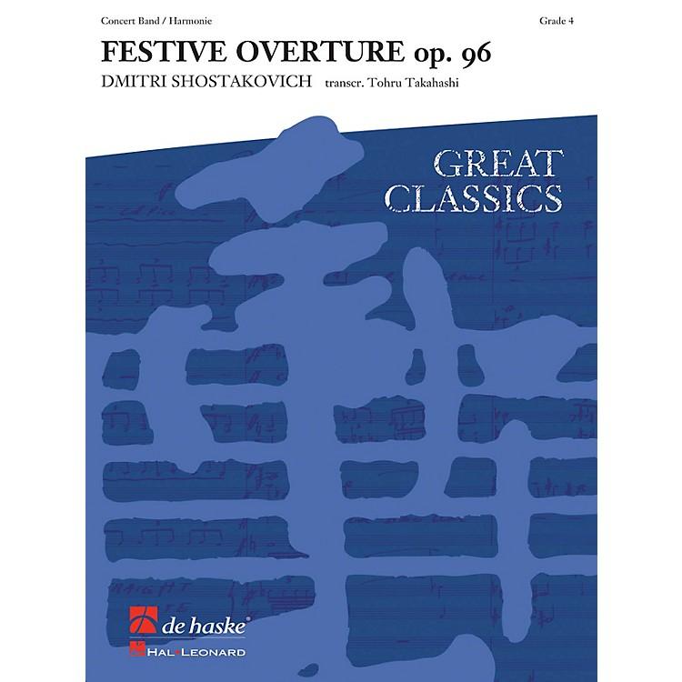 Hal LeonardFestive Overture Score Only Concert Band