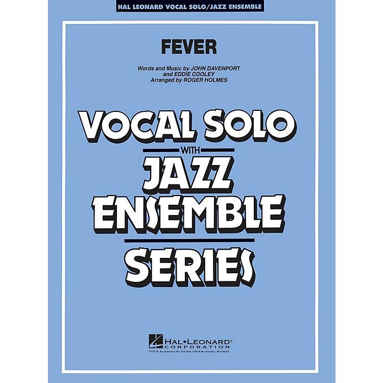 Hal LeonardFever (Key: Ami-Bbmi) Jazz Band Level 3-4