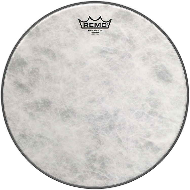Remo FiberSkyn Ambassador Batter Head  14 in.