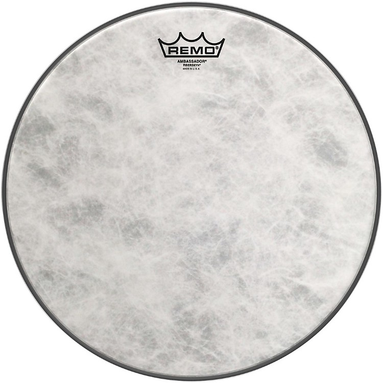 Remo FiberSkyn Ambassador Batter Head  13 in.