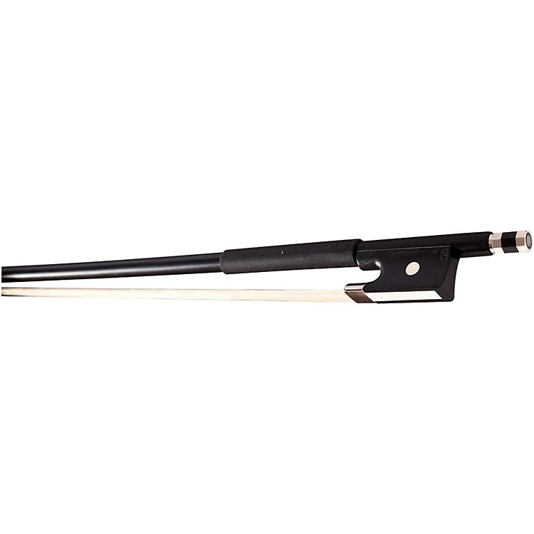 Glasser Fiberglass Violin Bow with PlasticGrip 4/4 Size