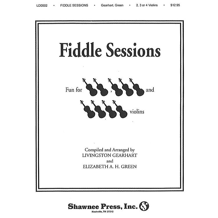 Hal LeonardFiddle Sessions 2-4 Violins Violin