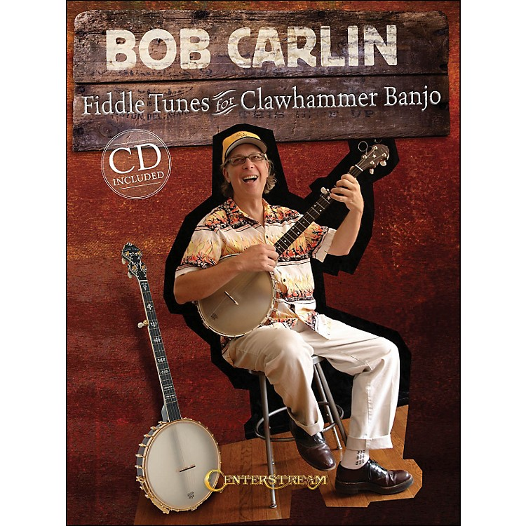 Centerstream PublishingFiddle Tunes for Clawhammer Banjo (Book/CD)