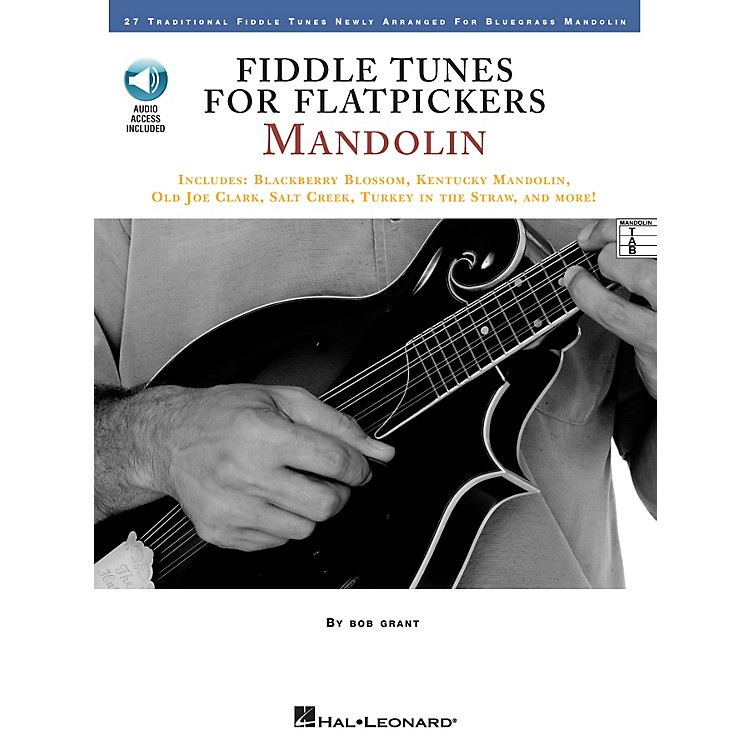 Music SalesFiddle Tunes for Flatpickers - Mandolin Music Sales America Series Softcover with CD