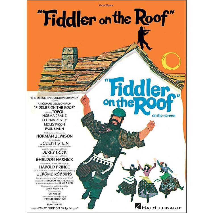 Hal LeonardFiddler On The Roof Vocal Score