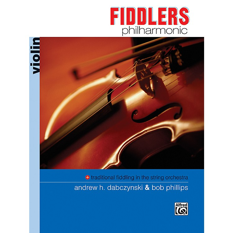AlfredFiddlers Philharmonic Violin Book