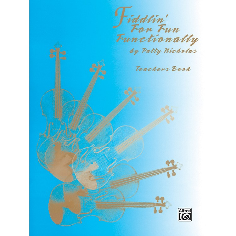 Alfred Fiddlin' for Fun Functionality (Teacher's Book)