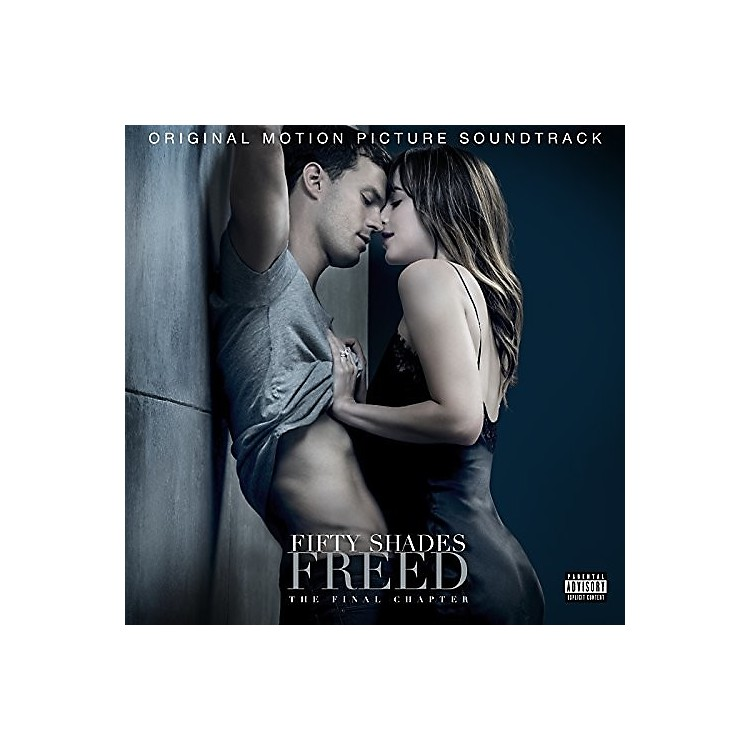 Alliance Fifty Shades Freed (Original Soundtrack)