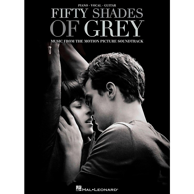 Hal LeonardFifty Shades Of Grey - Original Motion Picture Soundtrack