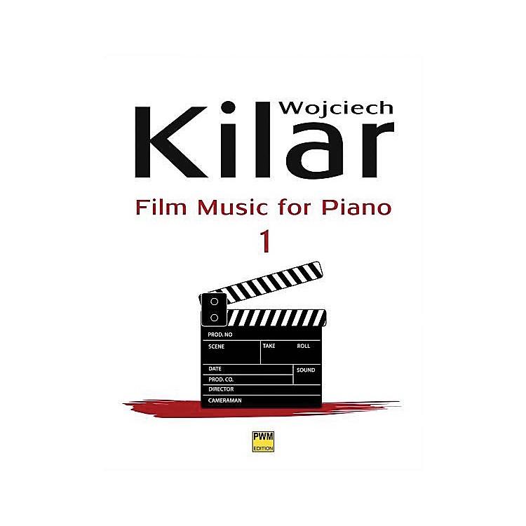 PWMFilm Music for Piano - Volume 1 PWM Softcover Composed by Wojciech Kilar Edited by Michal Jakub Papara