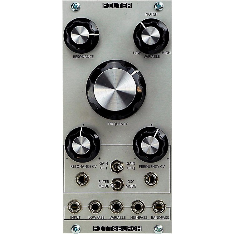 Pittsburgh Modular SynthesizersFilter Module