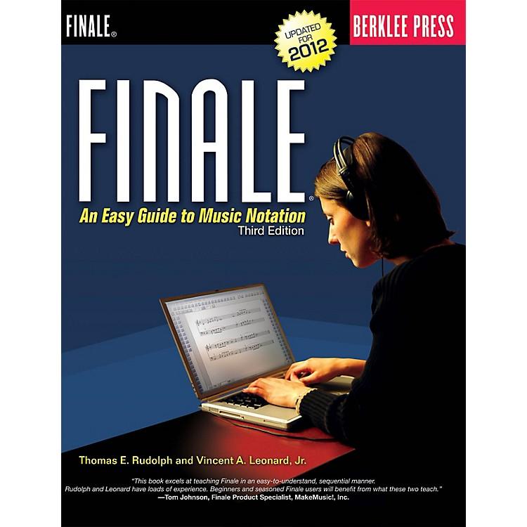 Berklee PressFinale Berklee Press Series Softcover Written by Thomas E. Rudolph