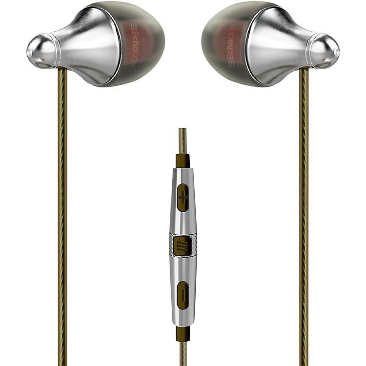 Echobox AudioFinder Titanium Hi-Res Earphones - Android Edition