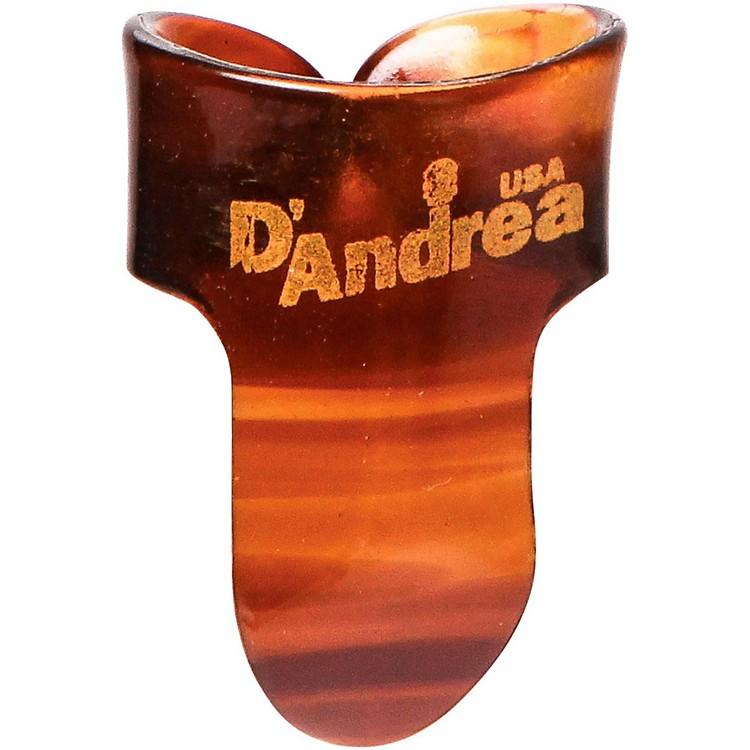 D'AndreaFinger Guitar Picks One DozenShellLarge