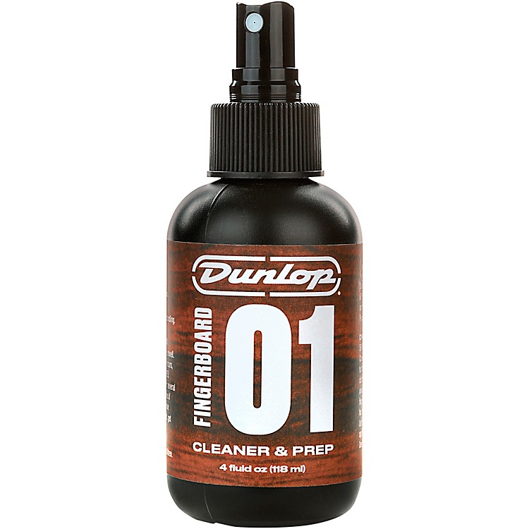 DunlopFingerboard 01 Cleaner & Prep